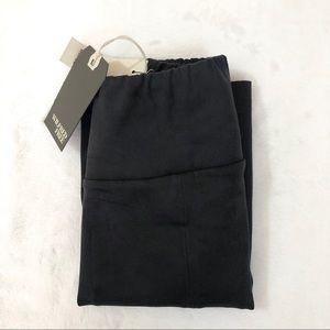 Aritzia Dark Gray Mini Skirt Small